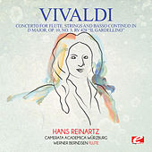 Vivaldi: Concerto for Flute, Strings and Basso Continuo in D Major, Op. 10, No. 3, RV 428