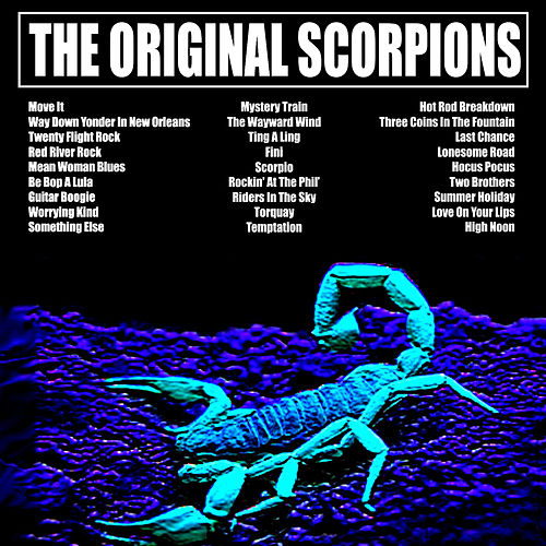 The Original Scorpions de Scorpions