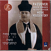 Passover Seder Service by moshe Koussevitzky