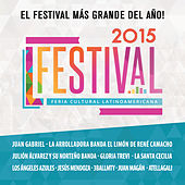 Lfestival Feria Cultural Latinoamericana 2015 by Various Artists