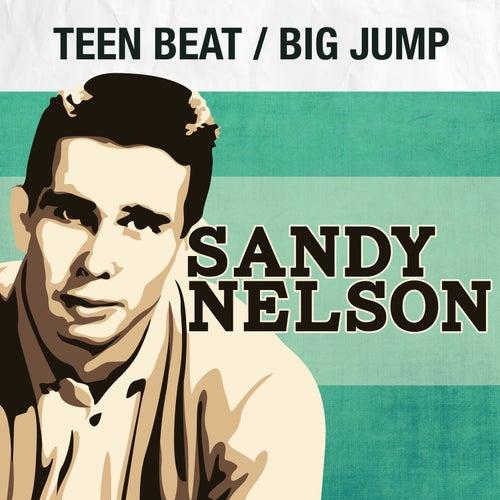 Teen Beat / Big Jump by Sandy Nelson
