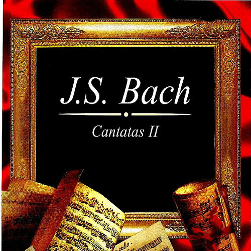 J. S. Bach, Cantatas II by Anton Heiller