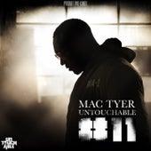 Untouchable #11 by Mac Tyer