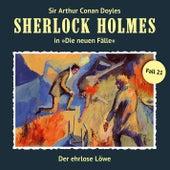 Die neuen Fälle - Fall 21: Der ehrlose Löwe von Sherlock Holmes