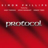Protocol III di Simon Phillips