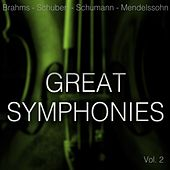 Great Symphonies, Vol. 2 by Various Artists