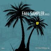 Fall Sampler 2015 - EP de Various Artists