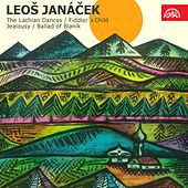Janáček:  The Lachian Dances, Fiddler´s Child, Jealousy, Ballad of Blaník de Brno Philharmonic Orchestra
