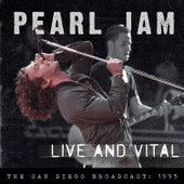 Live & Vital de Pearl Jam