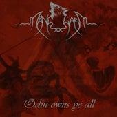 Odin Owns Ye All by Månegarm