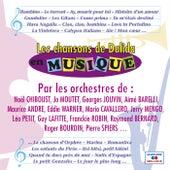 Les chansons de Dalida en musique von Various Artists
