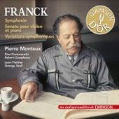 Franck: Symphonie, Sonate pour violon et piano & Variations symphoniques (Les indispensables de Diapason) by Various Artists