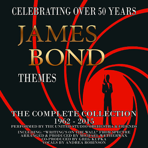 James Bond Themes: The Complete Collection 1962-2015 von Various Artists