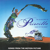 The Adventures Of Priscilla: Queen Of The Desert de Various Artists