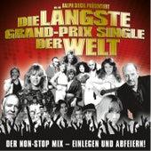 Die längste Grand Prix Single der Welt von Various Artists