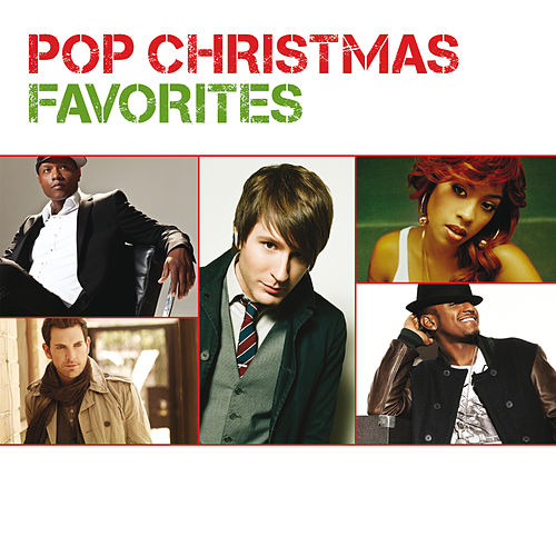 Pop Christmas Favorites von Various Artists