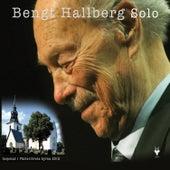 Solo de Bengt Hallberg