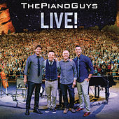 Live! de The Piano Guys