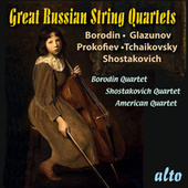 Great Russian String Quartets by Various Artists