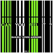 Can You Feel It? (Bangin' House Anthems), Vol. 1 by Various Artists