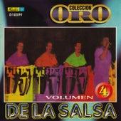 Colección Oro de la Salsa, Vol. 4 by Various Artists