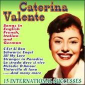 15 International Successes by Caterina Valente