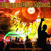 Bigroom Club Attack, Vol. 1 - Essential House Smashers Collection de Various Artists