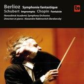 Berlioz: Symphonie fantastique, Op. 14 - Schubert: Impromptu, Op. 90, No. 3 - Chopin: Fantaisie in F Minor, Op. 49 by Various Artists