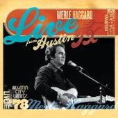 Live from Austin, TX '78 de Merle Haggard