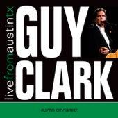 Live from Austin, TX: Guy Clark de Guy Clark