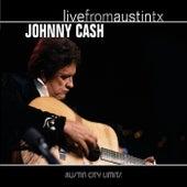 Live from Austin, TX: Johnny Cash de Johnny Cash