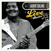 Live from Austin, TX de Albert Collins