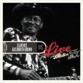 Live from Austin, TX von Clarence