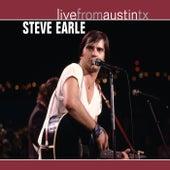 Live from Austin, TX: Steve Earle (1986) de Steve Earle