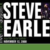 Live from Austin, TX: Steve Earle (2000) de Steve Earle