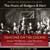 Dancing On The Ceiling (The Music Of Rodgers & Hart - Original Recordings 1927 - 1930) de Various Artists