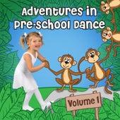 Adventures in Pre-School Dance, Vol. 1 de Andrew Holdsworth