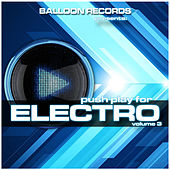 Push Play for Electro 3 von Various Artists
