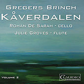 Gregers Brinch: Kåverdalen, Vol. 2 by Various Artists