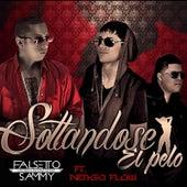 Soltandose el Pelo (feat. Ñengo Flow) de Falsetto & Sammy