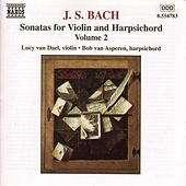 Sonatas for Violin and Harpsichord Vol. 2 by Johann Sebastian Bach