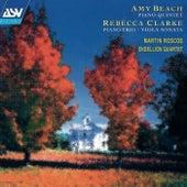 Beach: Piano Quintet / Clarke: Piano Trio; Viola Sonata by Martin Roscoe