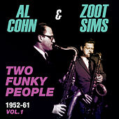 Two Funky People 1952-61, Vol. 1 by Various Artists