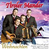 Weihnachten van Tiroler Mander