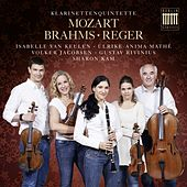 Mozart, Brahms & Reger: Klarinettenquintette (Quintet for Clarinet in B Minor, Op. 115 - Quintet for Clarinet in A Major, Op. 146 - Quintet for Clarinet in A Major, KV 581) by Various Artists