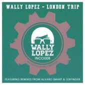 London Trip by Wally Lopez