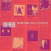 The Sire Years: Complete Albums Box by Lou Reed