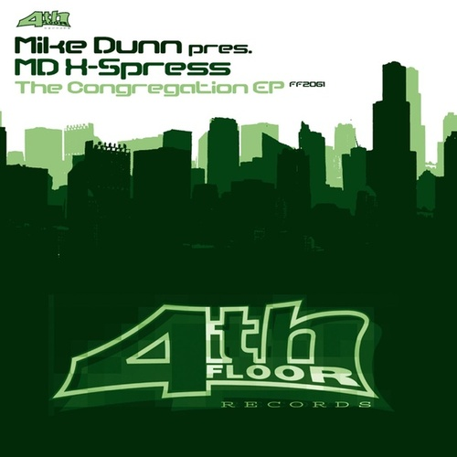 The Congregation EP by Mike Dunn