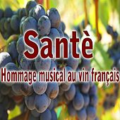 Santè - hommage musica au vin français by Various Artists