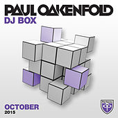 DJ Box October 2015 by Various Artists